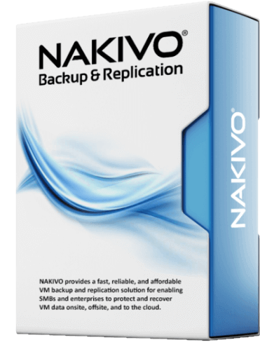 Nakivo Backup & Replication Pro Essentials Academic