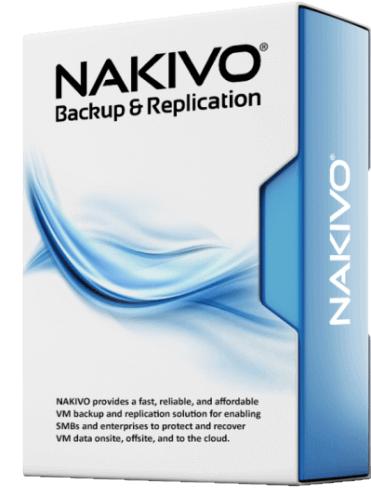 Nakivo Backup & Replication Enterprise Essentials Academic